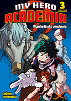 My Hero Academia - Moje hrdinská akademie 3: Allmight