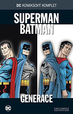 DC Komiksový komplet 081: Superman / Batman - Generace