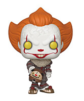 It (To) Chapter 2 - Pennywise with Beaver Hat Special Edition POP Vinyl Figure