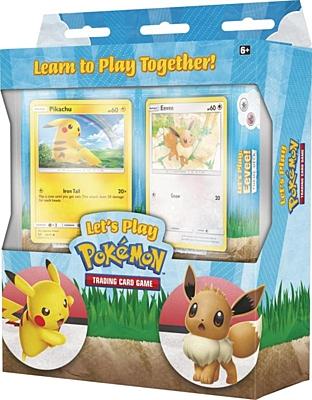 Pokémon: Let's Play Pokémon