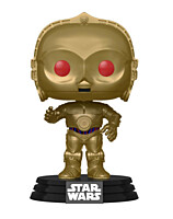 Star Wars - Episode IX - C-3PO (Red Eyes) POP Vinyl Bobble-Head Figure
