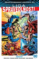 Znovuzrození hrdinů DC - Liga spravedlnosti 5: Dědictví