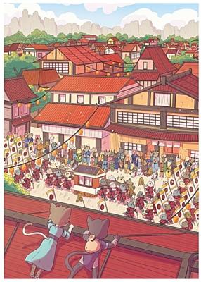 Shuricat - Legenda o ninja kočkách