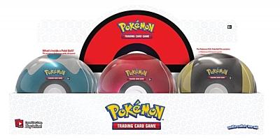 Pokémon - Poké Ball 2020 Tin