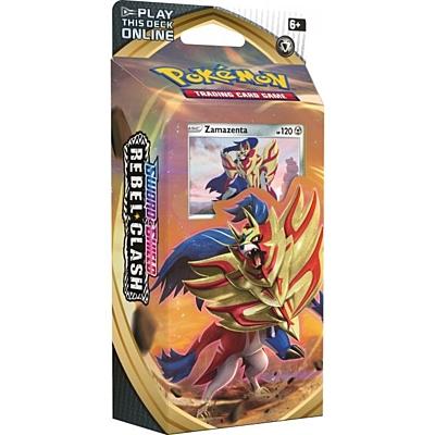 Pokémon: Sword and Shield #2 - Rebel Clash Theme Deck - Zamazenta