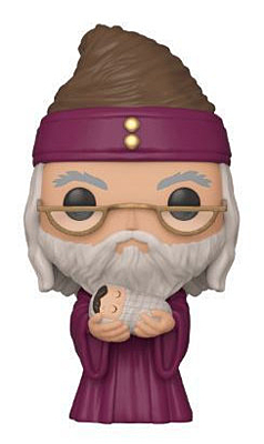 Harry Potter - Albus Dumbledore (with Baby) POP Vinyl Figure