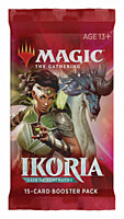 Magic: The Gathering - Ikoria: Lair of Behemoths Booster