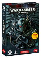 Warhammer 40000 - Dark Imperium svítící puzzle (500)