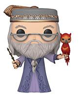 Harry Potter - Albus Dumbledore with Fawkes Super Sized POP Vinyl Figure
