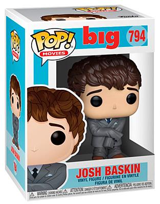 Big - Josh Baskin POP Vinyl Figure