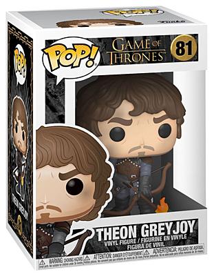 Game of Thrones - Theon Greyjoy with Flamming Arrows POP Vinyl Figure