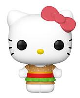 Hello Kitty - Hello Kitty (Kawaii Burger Shop) POP Vinyl Figure