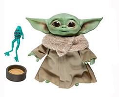Star Wars: The Mandalorian - The Child mluvící plyšák