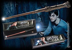 Harry Potter - Svítící kouzelnická hůlka Harry Potter
