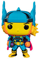 Marvel - Thor Black Light POP Vinyl Bobble-Head Figure