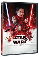 DVD - Star Wars: Poslední z Jediů