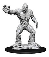 Figurka D&D - Clay Golem - Unpainted (Dungeons & Dragons: Nolzur's Marvelous Miniatures)