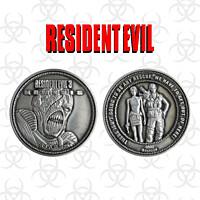 Resident Evil 3 - Sběratelská mince - Nemesis