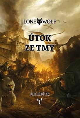 Lone Wolf 01: Útok ze tmy (vázaná)