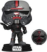 Star Wars - Across the Galaxy - Hunter (Kamino) with Pin Special Edition POP Vinyl Bobble-Head Figure