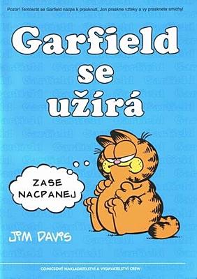 Garfield 05: Garfield se užírá