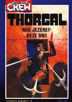 Modrá Crew č. 09 - Thorgal: Nad jezerem beze dna
