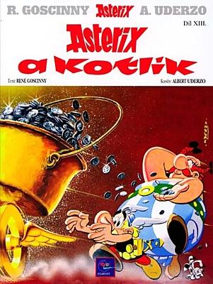 Asterix 13: Asterix a kotlík