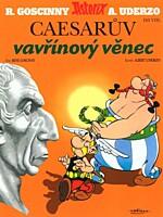 Asterix 08: Asterix a Caesarův vavřínový věnec