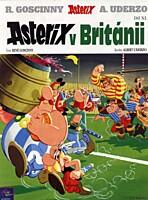Asterix 11: Asterix v Británii