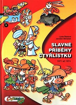 Slavné příběhy Čtyřlístku 1971 - 1974