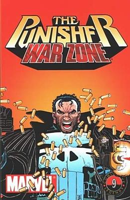 Comicsové legendy 09 - The Punisher: War Zone