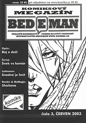 Bedeman č. 03