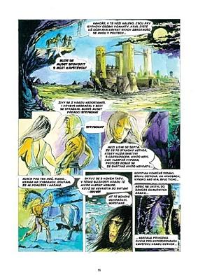 Gorstian 01: Meč krále Gyrha
