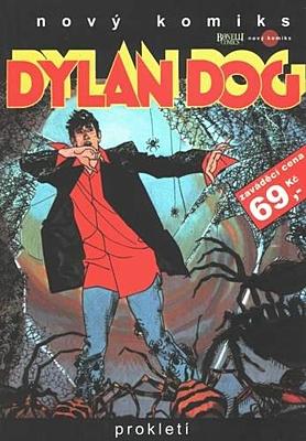 Dylan Dog 02: Prokletí