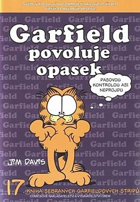 Garfield 17: Garfield povoluje opasek