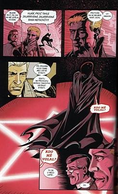 Hellblazer: Syn člověka