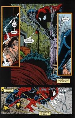 Spider-Man: Utrpení