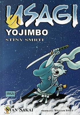 Usagi Yojimbo 08: Stíny smrti