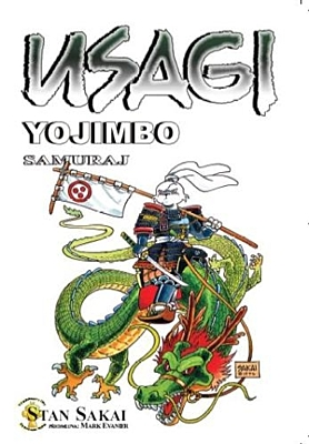 Usagi Yojimbo 02: Samuraj