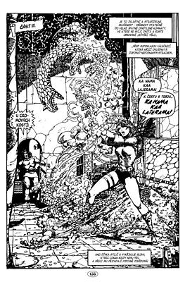 Comicsové legendy 15 - Barbar Conan 3