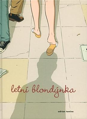 Letní blondýnka