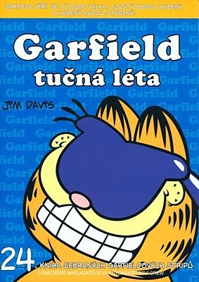Garfield 24: Tučná léta