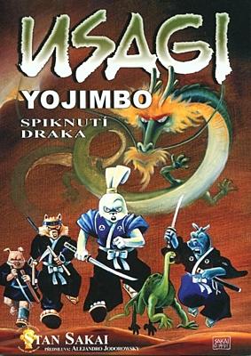 Usagi Yojimbo 04: Spiknutí draka