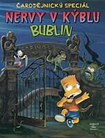 Simpsonovi: Čarodějnický speciál - Nervy v kýblu bublin